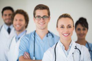 Healthcare facilities use interpreters and translators